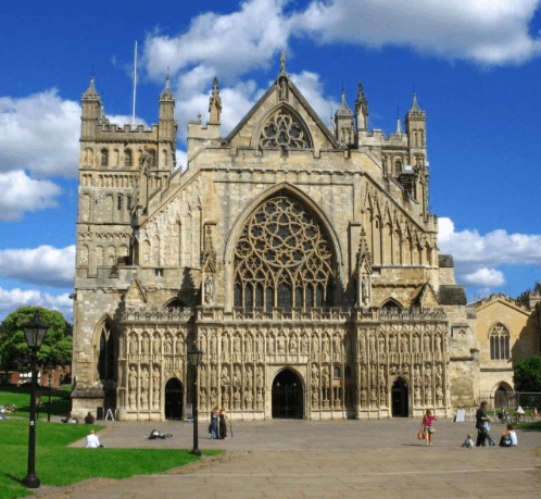 Ethos Connect Exeter – The Power of Place in the Digital Cosmos