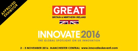 GEOmii on show at Innovate 2016