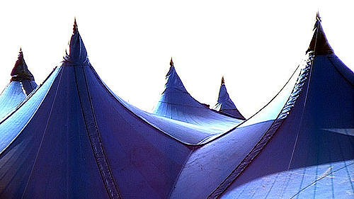 Big Tent : Narrow Door