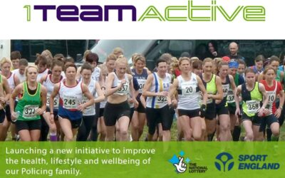 Ethos Wellbeing Venture, TeamPolice, lands National Lottery funding for 1TeamActive
